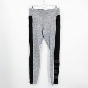 PINK VS Gray Ultimate Yoga Leggings Full Length